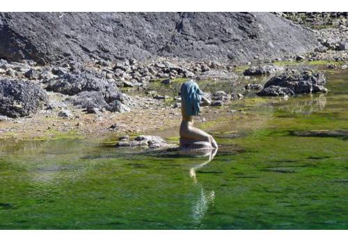 Ninfa lago di carezza