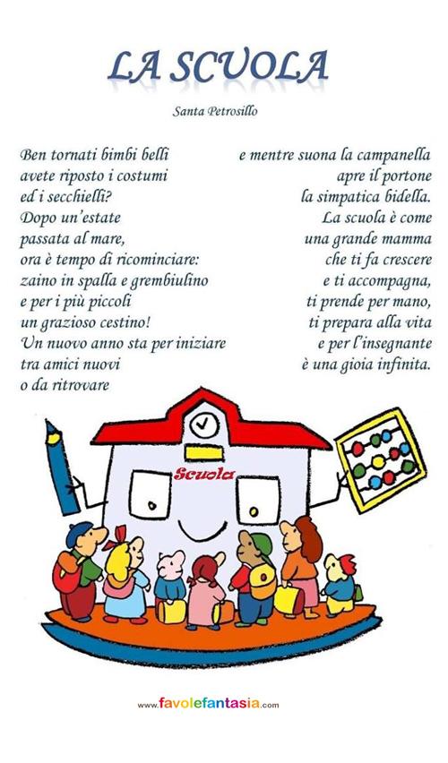 la scuola_Santa Petrosillo