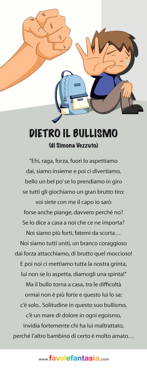 Dietro il bullismo_Simona Vezzuto