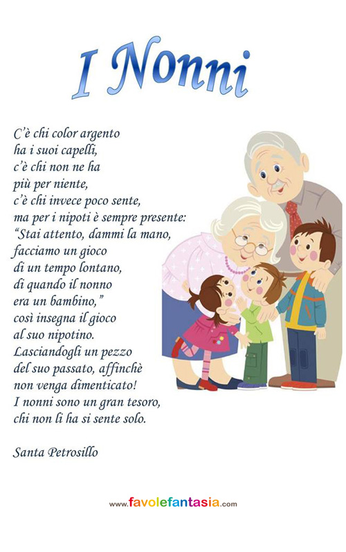 I Nonni_Santa Petrosillo
