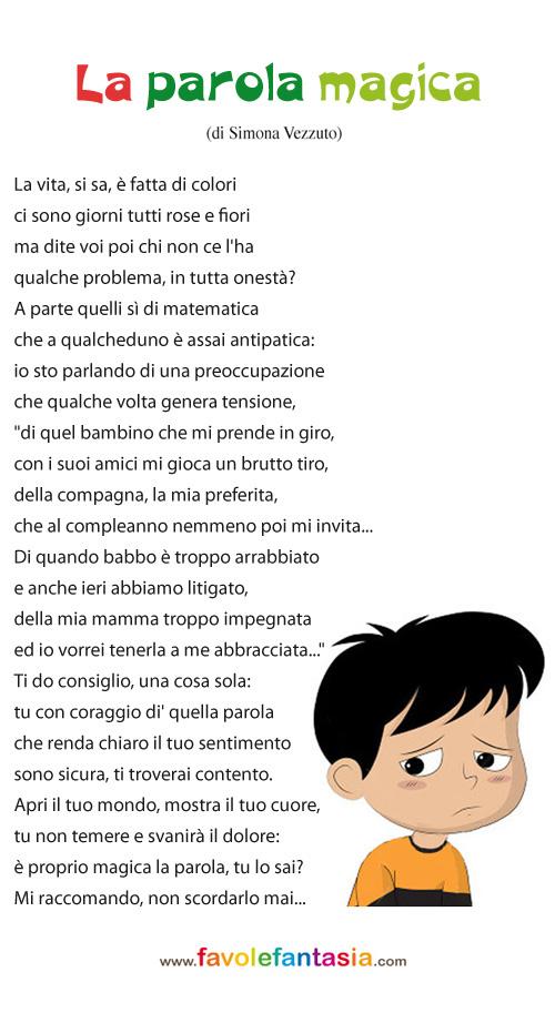 La parola magica_Simona Vezzuto