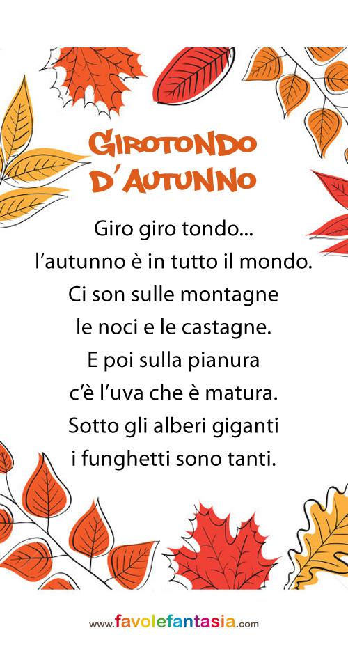 Girotondo d'autunno