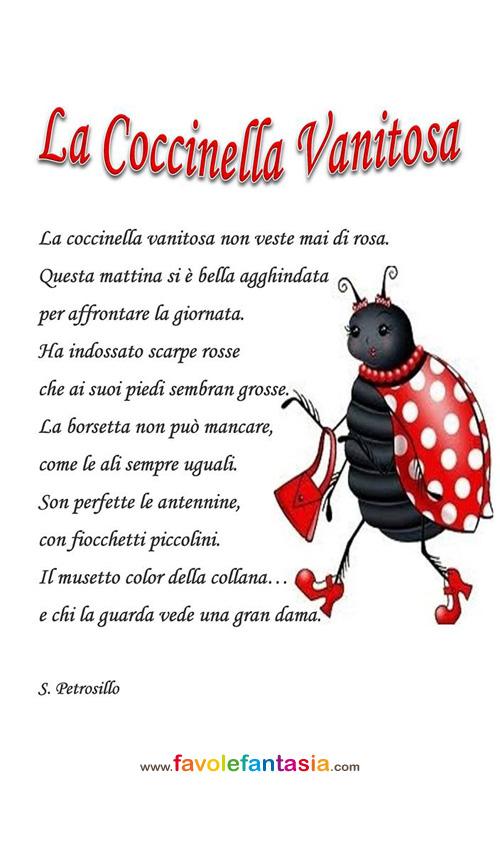 Coccinella Vanitosa_Santa Petrosillo