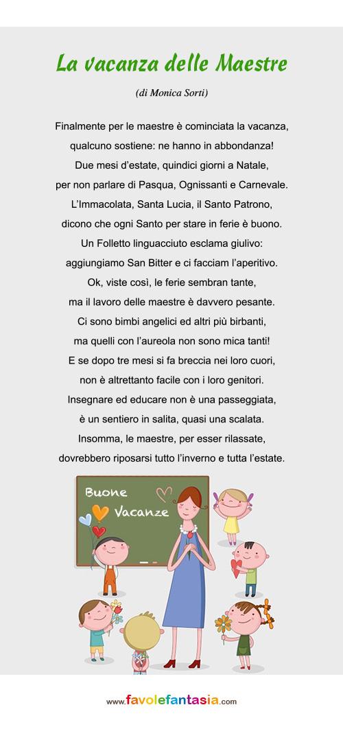 La vacanza_Monica Sorti