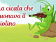 La cicala che suonava il violino_Rucco Ilaria