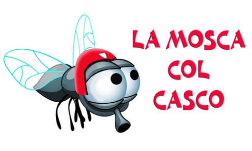 La mosca col casco 2