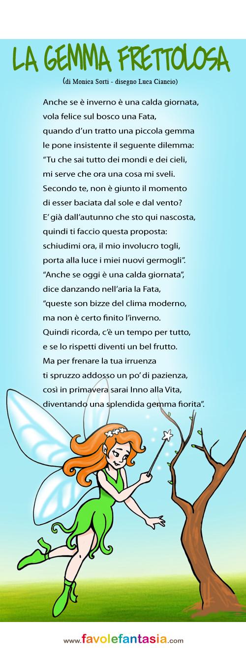 Gemma frettolosa_Monica Sorti_Luca Ciancio