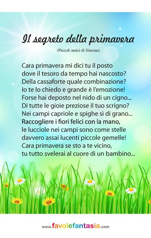 Il segreto della primavera_Simona Vezzuto