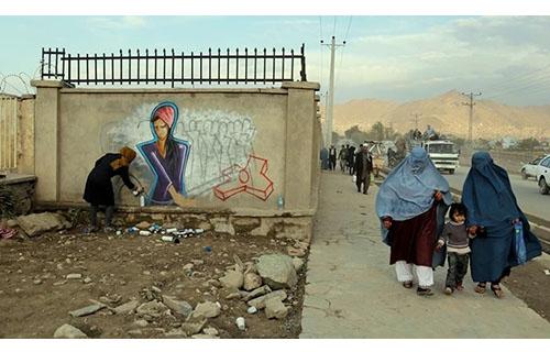 graffiti afganistran