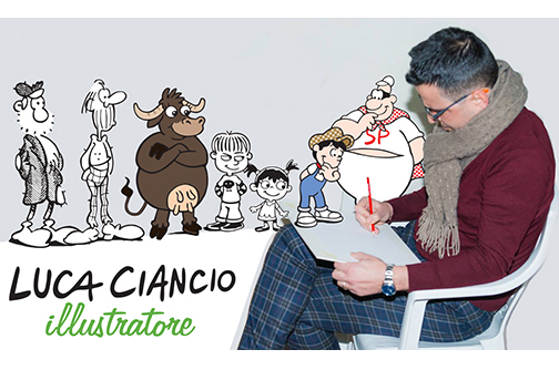 Luca Ciancio illustrator