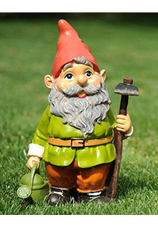 gnomo da giardino Nuovo Gardening gnome gnomos Pinterest