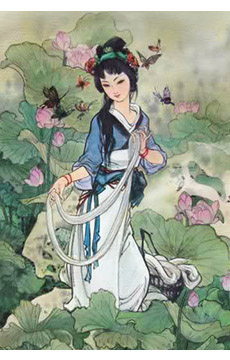 Leggenda Lei-Tsu