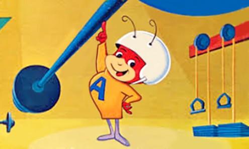Atom Ant_Formica Atomica