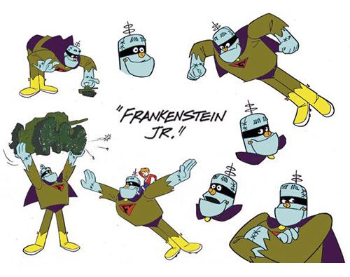 Frankenstein JR (2)
