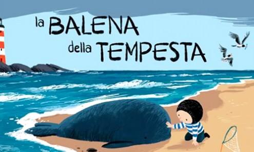 La balena tempesta