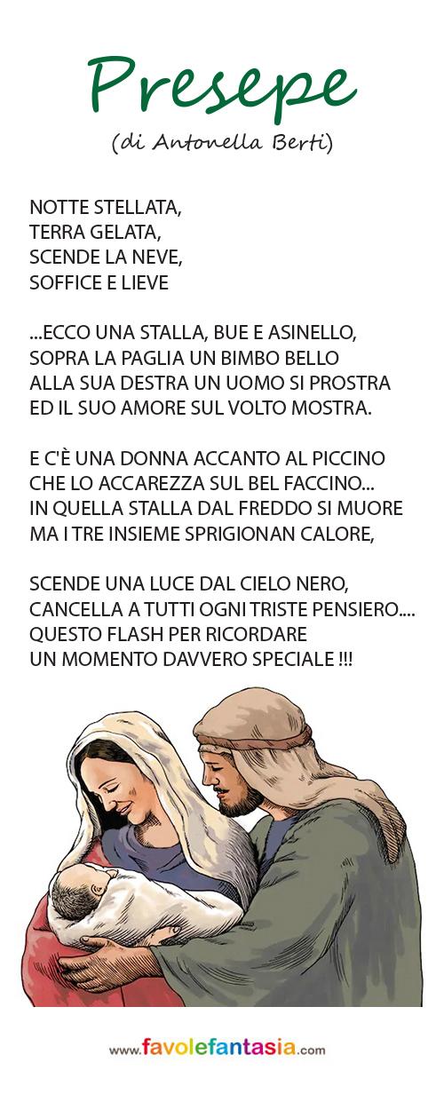 Presepe_Antonella Berti_filastrocca