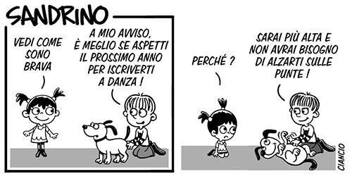 Sandrino_strip_Luca Ciancio